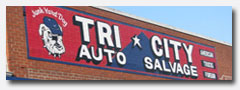 Used Auto Parts Greensboro - Tric city Auto Salvage business review